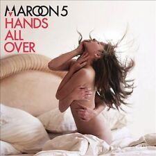 (CD + DVD; Digipak) Maroon 5 - Hands All Over [Deluxe Edition- Octane B001482400