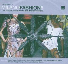 Milano Fashion 5     2CDs Luxury Lounge Electro Tosca,Koop Fat Fredy's Drop