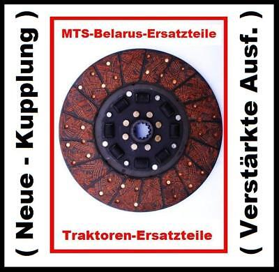 MTS Belarus 80//82 Kupplungsscheibe Mitnehmerscheibe Kupplung