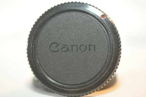 Canon FD camera body Dust cap for 35mm SLR Film camera A1 F-1N T90 T70 AE-1 Pro