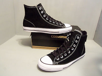 Converse All Star Hi Canvas Pro Chocolate Uomo, Black Days