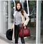 Genuine-Leather-Women-Vintage-Crossbody-Shoulder-Bags-Lady-Casual-Totes-Handbag thumbnail 4
