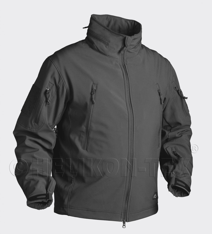 Helikon Tex Giacca Softshell Gunfighter Shark Outdoor Jacket negro negro XXL