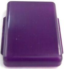 GG Grand General 68984 Purple Rectangular Cab Dome Light Plastic Lens for Peterbilt 2006 Up