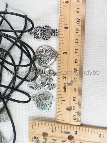 99 cents chacun US Seller 15 pièces vente en gros bijoux fashion colliers en vrac