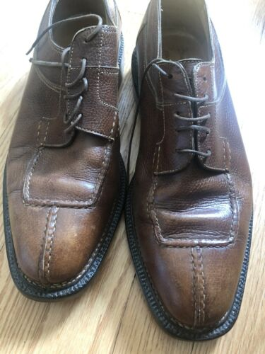Bruno Magli Hand Made Split Toe Shoes
