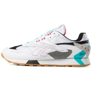 9485f8c677e47 Reebok Classic CL LTHR ATI 90s Running Shoes Sneakers DV5373 SZ5-12 ...
