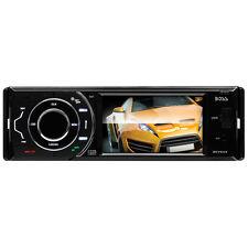 BOSS BV7943 AUDIO Boss Single Din 3.6 Full Detachable Face DVD/MP3/CD AM/FM ...
