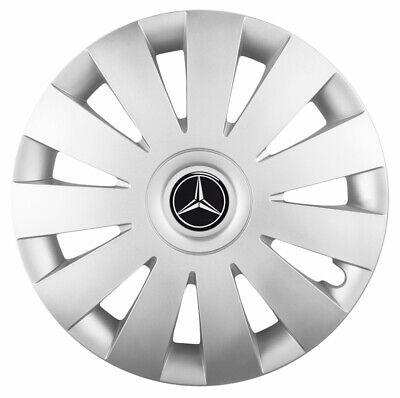 "4x15/"" Wheel trims wheel covers for Mercedes Citan 15/"" silver"
