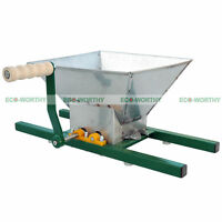 Eco 7 Litre Traditional Fruit Crusher / Shredder - For Chopping Apples Or Grapes
