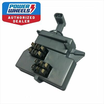 Power Wheels 74310-9239 Shifter Assembly Hi Low Fisher Price Genuine 2 YEAR WARR