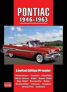 Pontiac-1946-1963-Limited-Edition-Premier-Paperback-book-2009