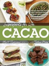 Superfoods for Life, Cacao: - Improve Heart Health - Boost Your Brain-ExLibrary