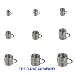 SPRING-EYES-NEW-STYLE-FOR-POLE-FLOATS-X-100-POLE-FLOAT-MAKING-FLOAT-MAKING