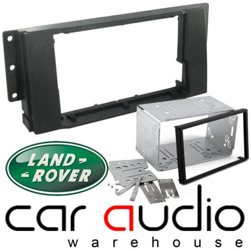 Ct23lr02 Land Rover Freelander 2 2007-2011 Auto Estéreo Doble Din Fascia Panel