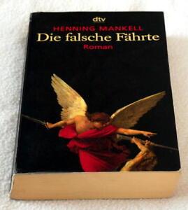 Henning Mankell - Die falsche Fährte - Neuenkirchen, Deutschland - Henning Mankell - Die falsche Fährte - Neuenkirchen, Deutschland