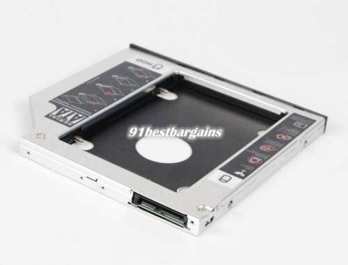 2nd HDD SSD Hard Drive Caddy for Acer Aspire V3-472p V3-572p 572g 572pg Re UJ8E2