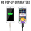 miniature 9 - 3 Pack 10Ft USB Fast Charger Cord Braided Charging Cable For iPhone 12 11 8 6 XR