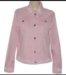 9 Decoration Rhinestuds Med Rhinestones Jacket Farver Jean 3x And Sto XxAqYRnw
