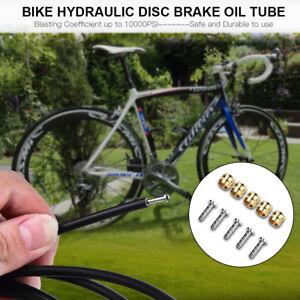 3M Bike Hydraulic Disc Brake Oil Tube Pipe Braking Hose For SHIMANO M315 335