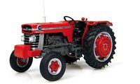 1:43 1968 Massey Ferguson 175 Tractor Diecast Vehicle Universal Hobbies Farm Toy