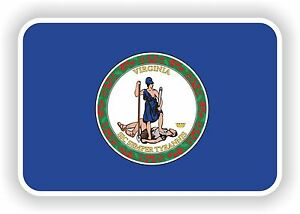 Virginia-Flag-Sticker-usa-United-States-Bumper-decals-Motorcycle-Car-Helmet-Auto