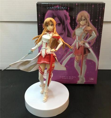 Anime Sword Art Online SAO Yuuki Asuna Yūki Black Suit Normal PVC Figure 7/'/' NB
