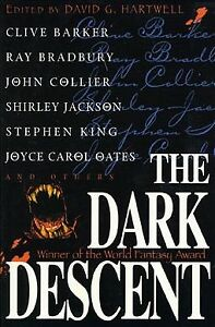 Dark-Descent-Paperback-by-Hartwell-David-G-EDT-Brand-New-Free-shipping