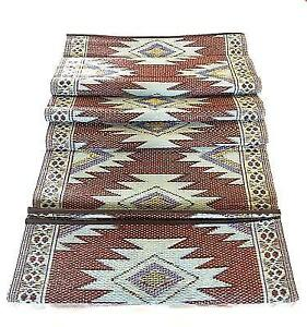 9ft X 12ft Outdoor Rugs Patio Rv Camping Rug Mat Picnic Garden