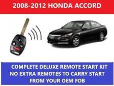 Plug And Play Remote Start Fits 2008 2012 Honda Accord Fits Honda