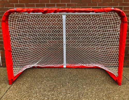 "Ice Hockey Goal Mesh 72/"" HEAVY DUTY Replacement Goal Net"