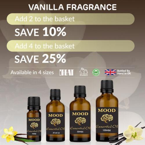 Vanilla Fragrance Oil Natural Home Fragrances Candle & Soap Making by Ebay Seller