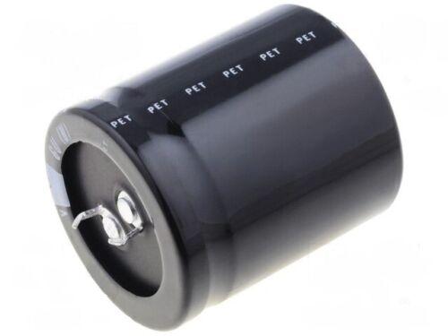 Condensateur électrolytique SNAP-IN 390uF 200V NICHICON new
