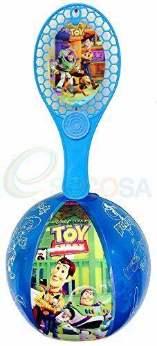 1x Tap Balle Peppa Pig Racquet Ball 20 cm NEUF