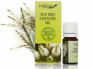 TEA-TREE-ESSENTIAL-OIL-5ml-100-Pure-Organic-Therapeutic-amp-Food-Grade
