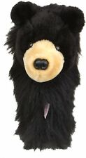 Daphne's Headcovers Black Bear 460cc Driver Headcover