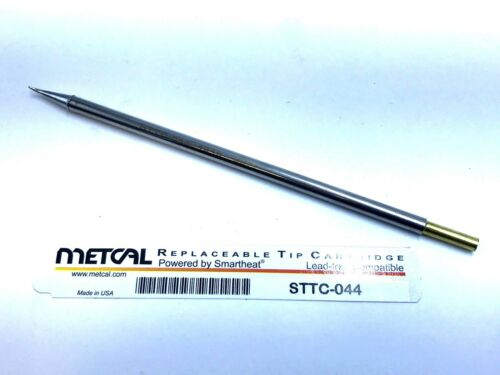 Metcal STTC-044 STTC Series Soldering Cartridge 0.5mm Tip 30° Size 14.5mm Tip L
