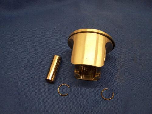 Kolben komplett mit Bolzen und Ring Original Ersatzteil Solo Kettensäge 681