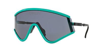Oakley Frogskin Eyeshade Razorblades OO9259-01 Seafoam Green Men's Sunglasses