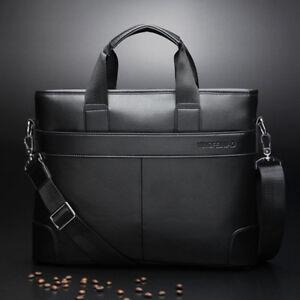 Men-Briefcase-Leather-Bag-Business-Shoulder-Messenger-Satchel-Laptop-Handbag