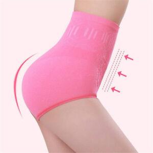 Women-Body-Shaper-Control-Slim-Tummy-High-Waist-Panty-Briefs-Shapewear-Underwear