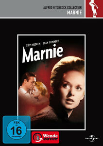 Marnie (Alfred Hitchcock) Tippi Hedren - Sean Connery