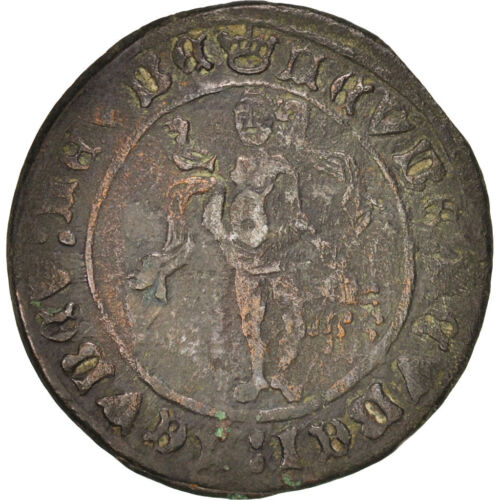#404185 France, token count, Jeton à la Vénus, Token, 1527, EF4045