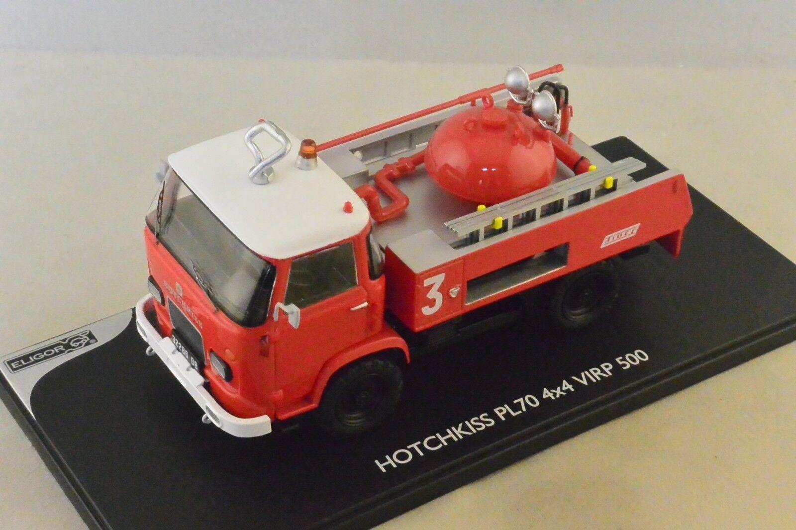 Eligor 101535 hodgkiss pl70 4x4 virp 500 pompiers 1   43