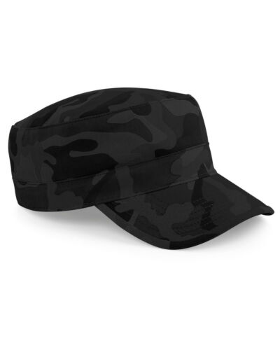 Mens Womens Ladies Camo Camouflage Army Curved Peak Baseball Cadet Cap Hat