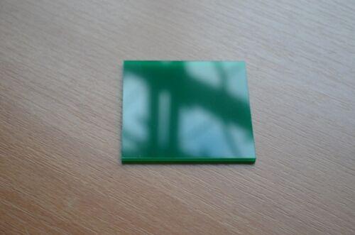 PLEXIGLAS® XT Platte, Rechteckig 3 mm Stark, Grün, GP Max: 239€/m²