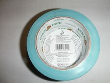 Duck Brand Color Duct Tape Blue 188 Inches X 20 Yards Single Roll