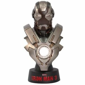 Nouveau Hot Toys Buste Iron-man 3 Mark 24 Xxiv Tank 1/6 Figurine Japon