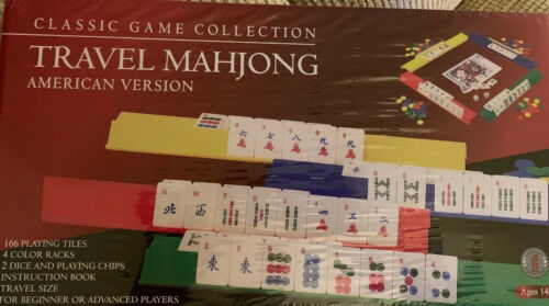 Travel Mahjong Classic Game Collection American Version