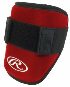 RAWLINGS-ADULT-BASEBALL-ELBOW-GUARD-MODEL-GUARDEB-RED